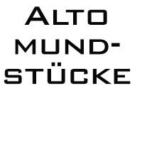 Alto Sax Mundstücke